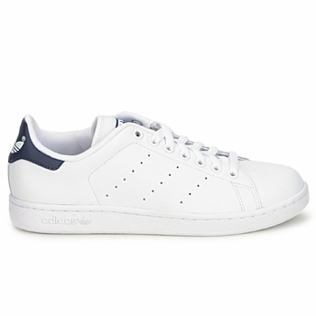 Stan Smith Scratch Bleu Marine