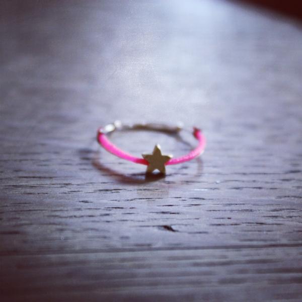 la tête de sophie,bijoux,bague coeur,bague étoile