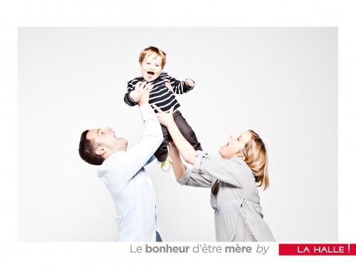 La Halle aux vêtements, concours photo, le bonheur d'être mère