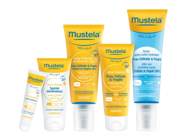 mustela,crème solaire enfant,danger du soleil,concours mustela