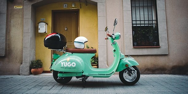 yugo,scooters électriques,bordeaux