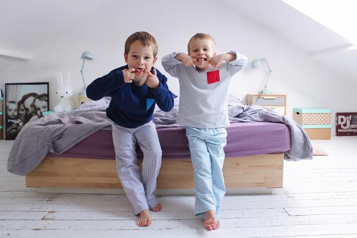 blogo kids,petit bateau,look pyjama