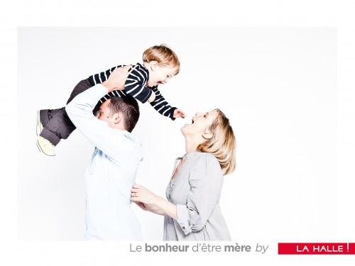 La Halle aux vêtements, concours photo, le bonheur d'être mère, collection cocooning